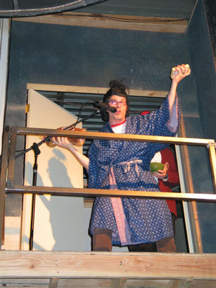 Tim Walker dons the Samurai outfit to explain the competition!